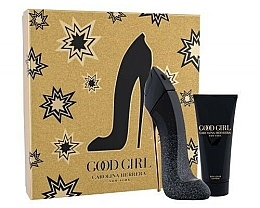 Parfumuri și produse cosmetice Carolina Herrera Good Girl Supreme - Set (edp/80ml + b/lot/100ml)