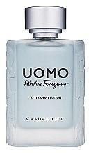 Parfumuri și produse cosmetice Salvatore Ferragamo Uomo Casual Life - Loțiune după ras