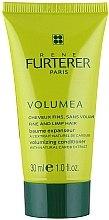 Parfumuri și produse cosmetice Balsam de păr pentru volum - Rene Furterer Volumea Volumizing Conditioner