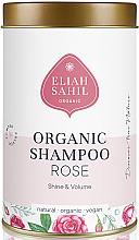 """Parfumuri și produse cosmetice Șampon organic pudră """"Volum și strălucire"""" - Eliah Sahil Natural Shampoo Volume & Shine Hair Powder"""