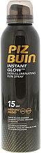 Parfumuri și produse cosmetice Spray pentru bronzare - Piz Buin Instant Glow Skin Illuminating Sun Spray SPF15