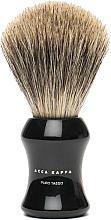 Parfumuri și produse cosmetice Pămătuf de ras - Acca Kappa Puro Tasso Shaving Brush