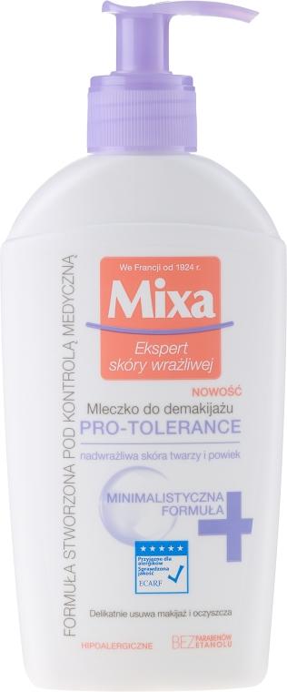 Lapte pentru față - Mixa Pro-Tolerance Cleansing Milk — Imagine N1