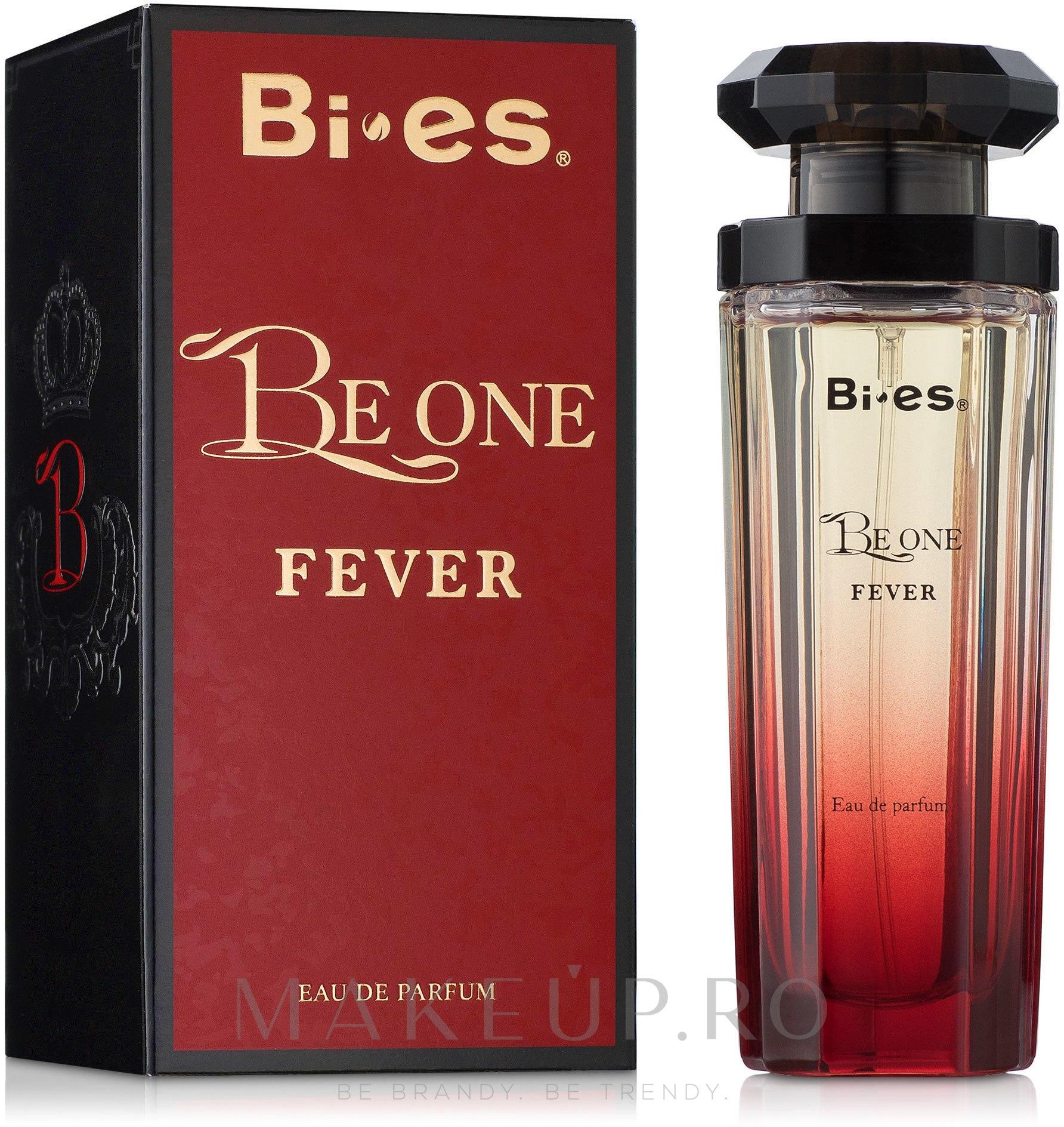 Bi-Es Be One Fever - Apă de parfum — Imagine 50 ml