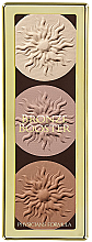 Parfumuri și produse cosmetice Paletă pentru conturing - Physicians Formula Bronze Booster Glow-Boosting Strobe and Contour Palette Matte Sculpting Palette