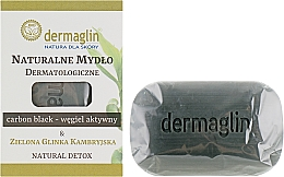 Parfumuri și produse cosmetice Săpun natural dermatologic - Dermaglin Natural Detox