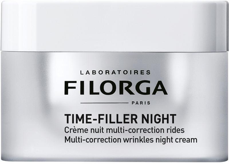 Cremă de noapte pentru față - Filorga Time-filler Night Cream — Imagine N1