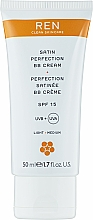 Parfumuri și produse cosmetice BB-Cream SPF 15 - Ren Radiance Satin Perfection BB Cream