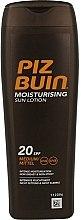 Parfumuri și produse cosmetice Loțiune de corp - Piz Buin In Sun Moisturising Lotion Spf 20