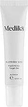 Parfumuri și produse cosmetice Gel acneic cu acțiune rapidă - Medik8 Blemish SOS Rapid Action Target Gel
