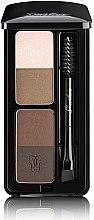 Parfumuri și produse cosmetice Fard de sprâncene - Guerlain Eyebrow Kit