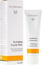 Parfumuri și produse cosmetice Mască-cremă hidratantă - Dr. Hauschka Hydrating Cream Mask