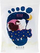 Parfumuri și produse cosmetice Set plasturi pentru picioare - Pilaten Good Noght Patch