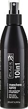 Parfumuri și produse cosmetice Spray-mască 10in1 cu keratină și pantenol pentru păr - Black Professional Line