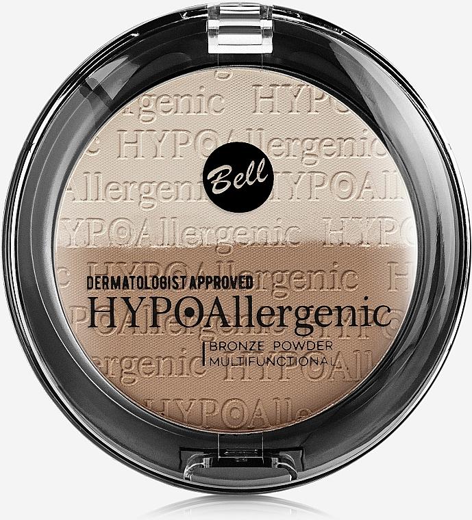 Pudră bronzantă holoalergică - Bell HypoAllergenic Bronze Powder — Imagine N2