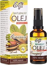 Parfumuri și produse cosmetice Ulei natural de fistic - Etja Natural Pistachio Oil