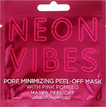Parfumuri și produse cosmetice Mască de față - Marion Neon Vibes Pore Minimizing Peel-off Mask