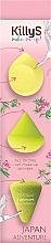 Parfumuri și produse cosmetice Set burete machiaj - KillyS Japan Adventure