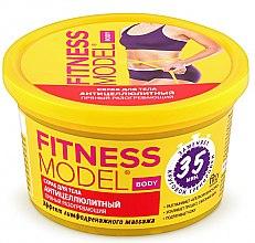 Parfumuri și produse cosmetice Scrub de corp pentru masaj - FitoKosmetik Fitness Model Body Scrub