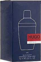Parfumuri și produse cosmetice Hugo Boss Hugo Dark Blue - Apă de toaletă