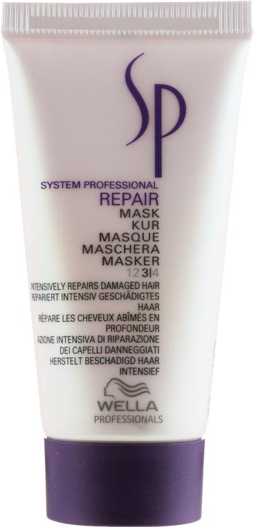 Mască pentru păr deteriorat - Wella Professionals Wella SP Repair Mask (mini) — Imagine N1