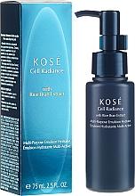 Parfumuri și produse cosmetice Emulsie pentru față - Kose Cellular Radiance Multi-Purpose Emulsion Hydrator