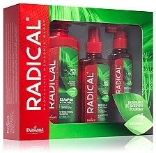 Parfumuri și produse cosmetice Set - Farmona Radical (shm/400ml + cond/100ml + spray/200ml)
