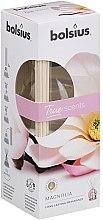 """Parfumuri și produse cosmetice Difuzor de aromă """"Magnolie"""" - Bolsius Fragrance Diffuser True Scents Magnolia"""