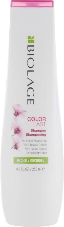 Șampon pentru protecția părului vopsit - Biolage Colorlast Shampoo — Imagine N1