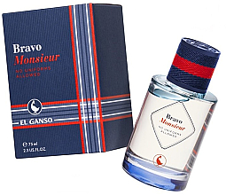 Parfumuri și produse cosmetice El Ganso Bravo Monsieur - Apă de toaletă