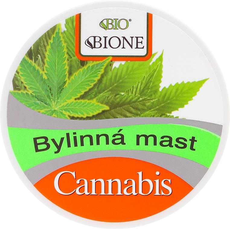 Cremă pentru corp - Bione Cosmetics Cannabis Herbal Cream