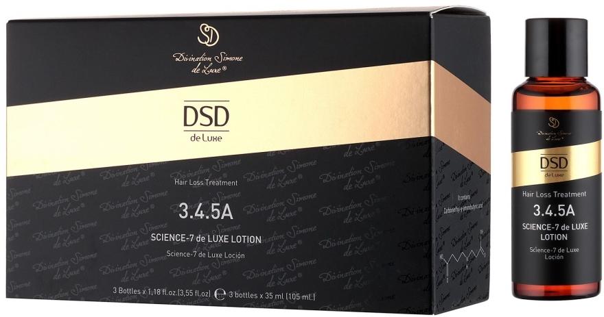 Loțiune Science-7 De Luxe N 3.4.5 A - Divination Simone De Luxe Science-7 DeLuxe Lotion — Imagine N1