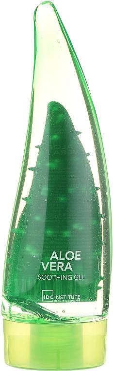 """Gel de duș """"Aloe"""" - IDC Institute Aloe Vera 99% Soothing Gel — Imagine N3"""