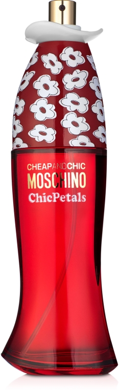 Moschino Cheap And Chic Chic Petals - Apă de toaletă (tester fără capac) — Imagine N1