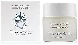 Parfumuri și produse cosmetice Cremă pentru gât și decolteu - Omorovicza Firming Neck Cream