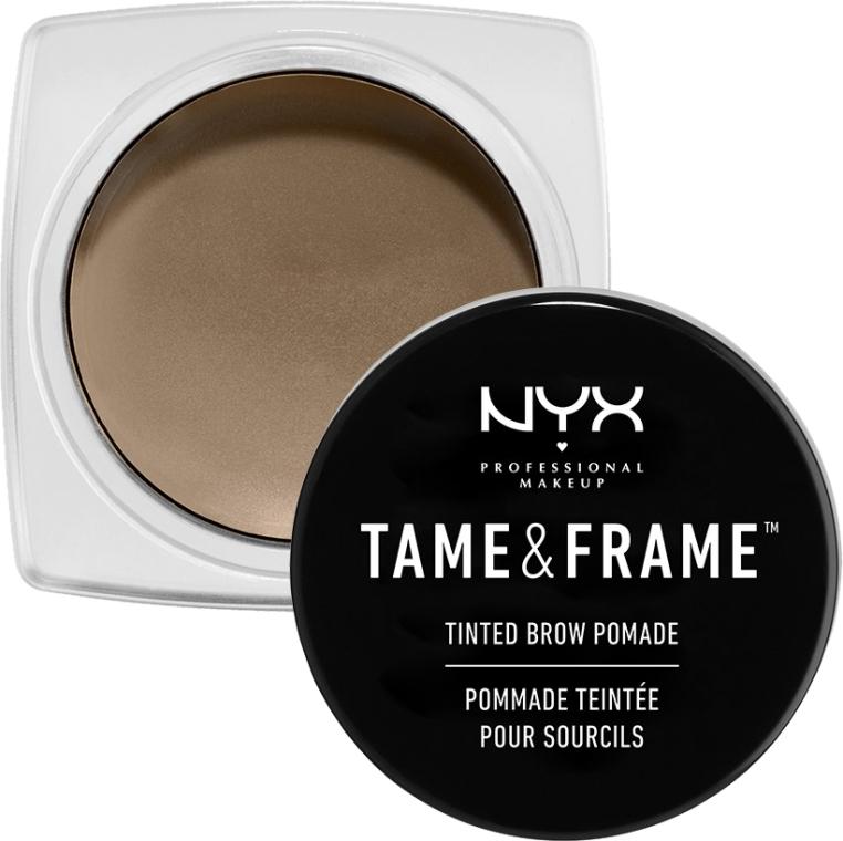 Pomadă pentru sprâncene - NYX Professional Makeup Tame & Frame Brow Pomade