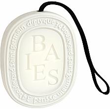 Parfumuri și produse cosmetice Aromatizator în formă de medalion pentru casă - Diptyque Baies