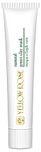 Parfumuri și produse cosmetice Mască de argilă verde - Yellow Rose Natural Green Clay Mask