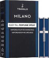 Parfumuri și produse cosmetice Atomizor - Travalo Milano Blue