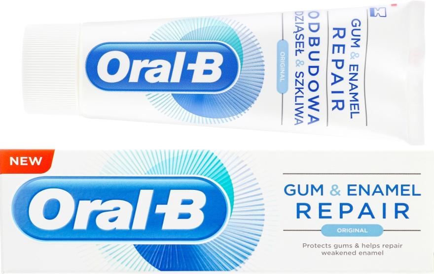 Pastă de dinți - Oral-B Professional Gum & Enamel Repair Original