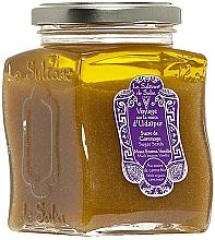 Parfumuri și produse cosmetice La Sultane de Saba Musk Incense Vanilla - Scrub de zahăr pentru corp