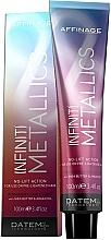 Parfumuri și produse cosmetice Vopsea de păr - Affinage Infiniti Metallics Toners