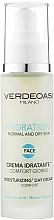 Parfumuri și produse cosmetice Cremă hidratantă de zi pentru pielea normală până la cea uscată - Verdeoasi Hydration Moisturizing Day Cream Comfort