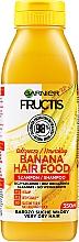 """Parfumuri și produse cosmetice Șampon """"Banană"""" pentru păr uscat - Garnier Fructis Superfood"""