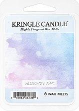 Parfumuri și produse cosmetice Ceară aromată - Kringle Candle Watercolors