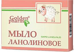"""Parfumuri și produse cosmetice Săpun """"Lanolin"""" - Golden Pharm"""