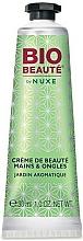 """Parfumuri și produse cosmetice Cremă pentru mâini și unghii """"Grădină aromată"""" - Nuxe Bio Beaute Hand and Nail Beauty Cream Aromatic Garden"""