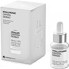 Parfumuri și produse cosmetice Ser facial profund hidratant - Botanicapharma Crystal Dermo Serum