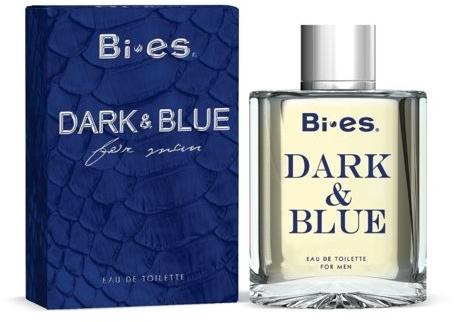 Bi-Es Dark & Blue - Apă de toaletă — Imagine N1