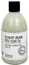 Parfumuri și produse cosmetice Lapte de duș - Sefiros Body Peeling Cleansing Milk Green Tea